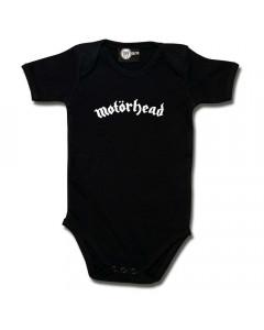 Motorhead Baby Grow Logo