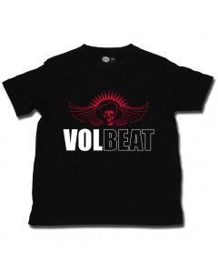 Volbeat Kids T-shirt Skullwing Volbeat