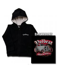 Volbeat Kids Hoodie Zip
