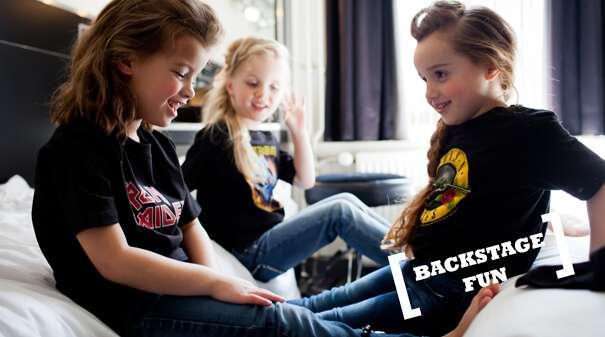 How to dress your kid like a Punk Rocker