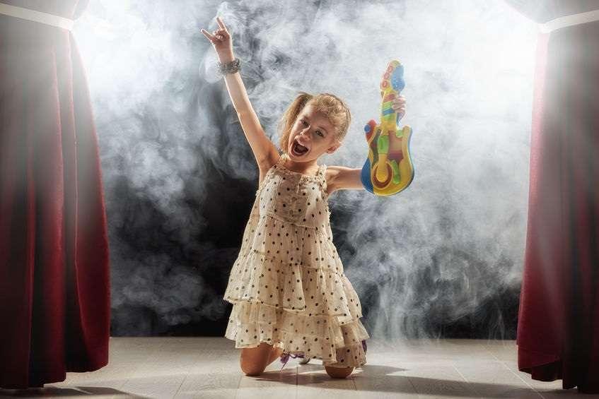 How to make your little Rockstar Children's (birthday) party unforgettable