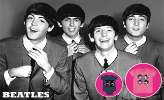 Beatles Baby and Kids Clothes