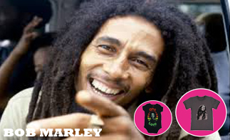 Bob Marley Baby and Kids Clothes