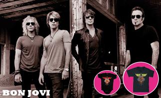 Bon Jovi Baby and Kids Clothes