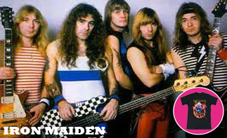 Iron Maiden Baby and Kids Clothes