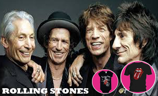 Rolling Stones Baby and Kids Clothes